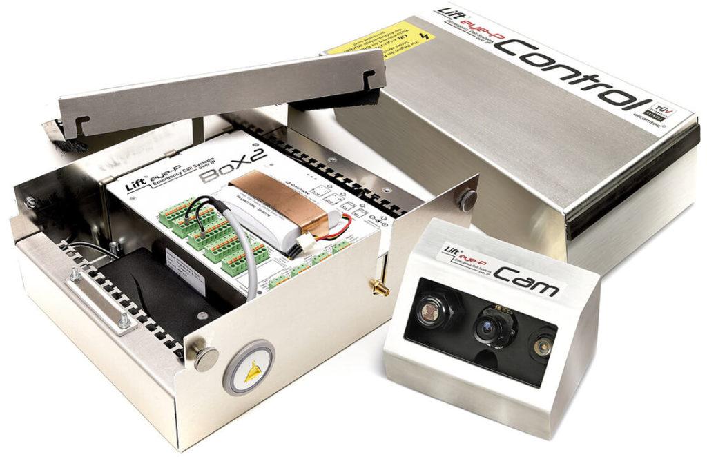 Lift eye-P BoX2 Emergency Cam und Control