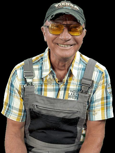 Lift eye-P Aufzugwärter Louis